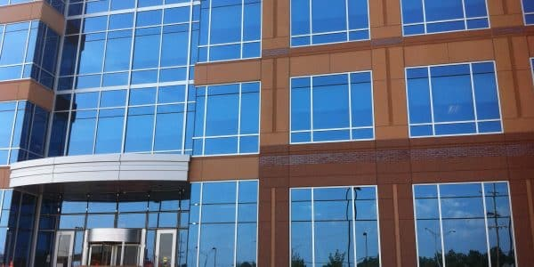 commercial window replacement