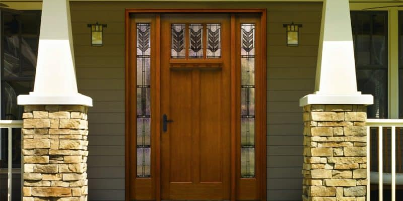 residential door installation