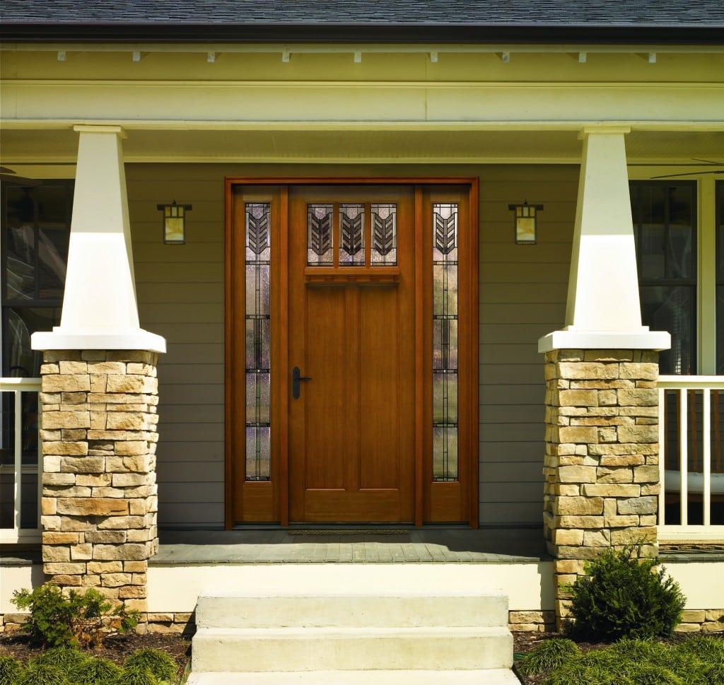 residential door installation